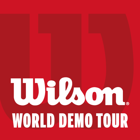 Wilson Tennis Demo Day at Boy's 12s National Clays Championships Day 1