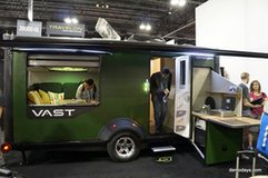 Sylvansport introduces the outdoor industry to Vast at Outdoor Retailer - Will retailers take notice?
