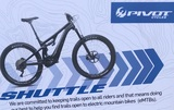 Pivot Launches Shuttle Electric Mountain Bike