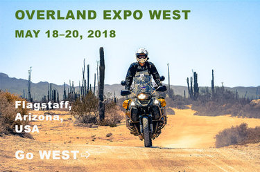 Overland Expo 2018 WEST