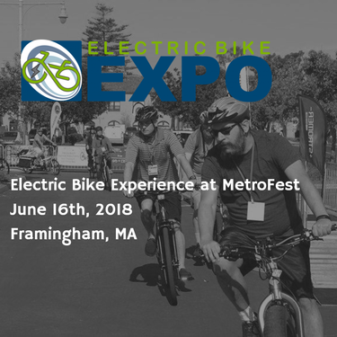 Electric Bike Experience at MetroFest