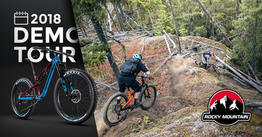 Rocky Mountain Bicycles Demo at OUTERBIKE MOAB SPRING 2018 - 4 days!