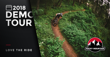 Rocky Mountain Bicycles Demo in North Vancouver
