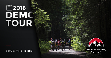 Rocky Mountain Bicycles Demo in North Vancouver - Comor Sports