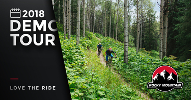 Rocky Mountain Bicycles Demo in Abbotsford, BC - Life Cycles