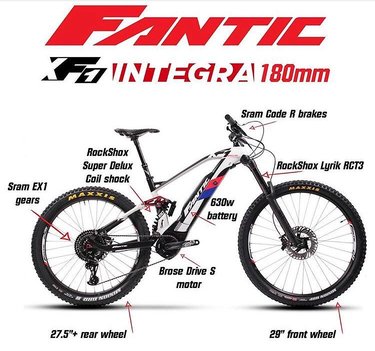 Fantic Bicycles Demo at Sea Otter Classic
