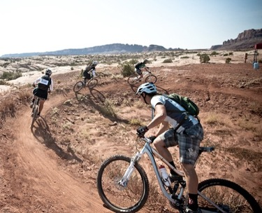 Osprey Packs @ Outerbike Moab