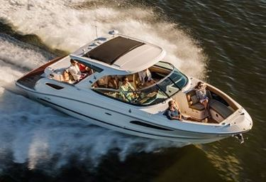 MarineMax Boat Demo, Pensacola, Florida