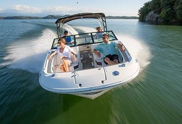 MarineMax Boat Demo, Stevensville, Maryland