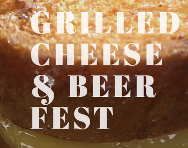 Exhibit at the Grilled Cheese & Beer Fest
