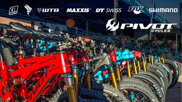 Pivot Cycles Demos at Santos Fat Tire Festival