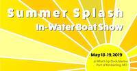 Summer Splash In-Water Boat Show