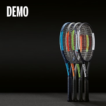 Wilson Tennis Demo Day - TCGV Pro Staff Day