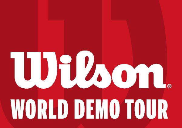 Wilson Tennis Demo Day - Upwey Sth TC Parent & Child Tournament and Wilson Demo Tour