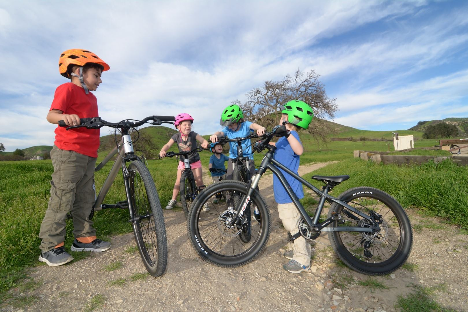 Kids' & Youth Bike Demos & Test Rides - Sea Otter Classic 201