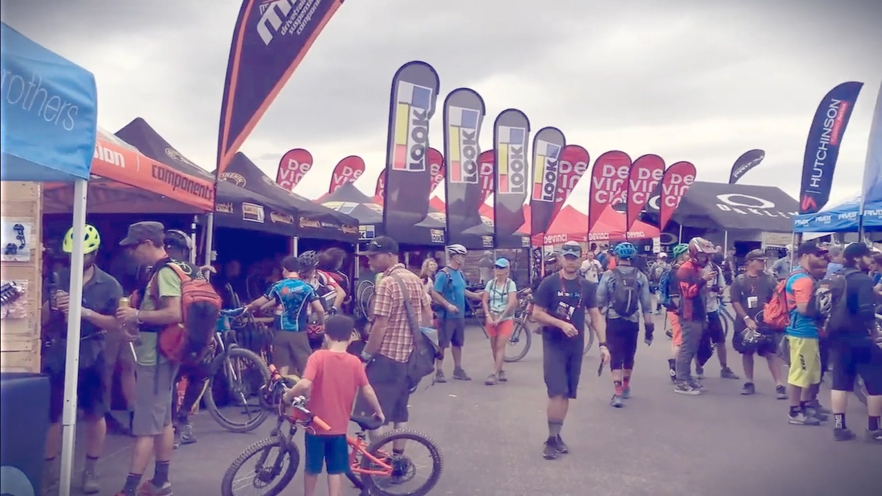 OutDoor Demo Kicks Off 2016 Interbike Convention