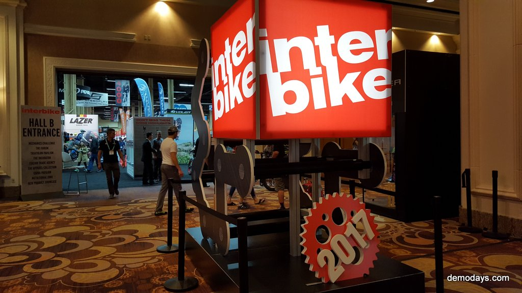 Interbike Opens For Last Time in Vegas