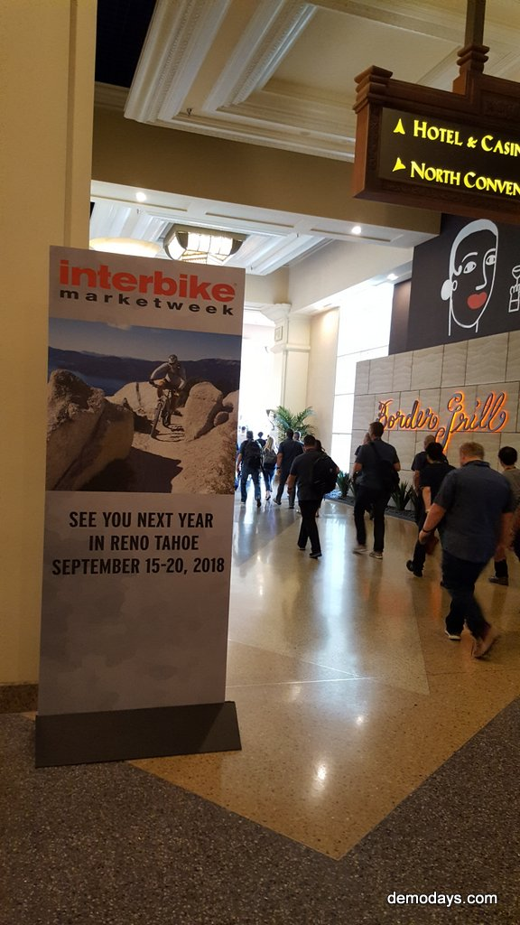 Looking Forward To Reno - Interbike Closes Its Doors On Vegas