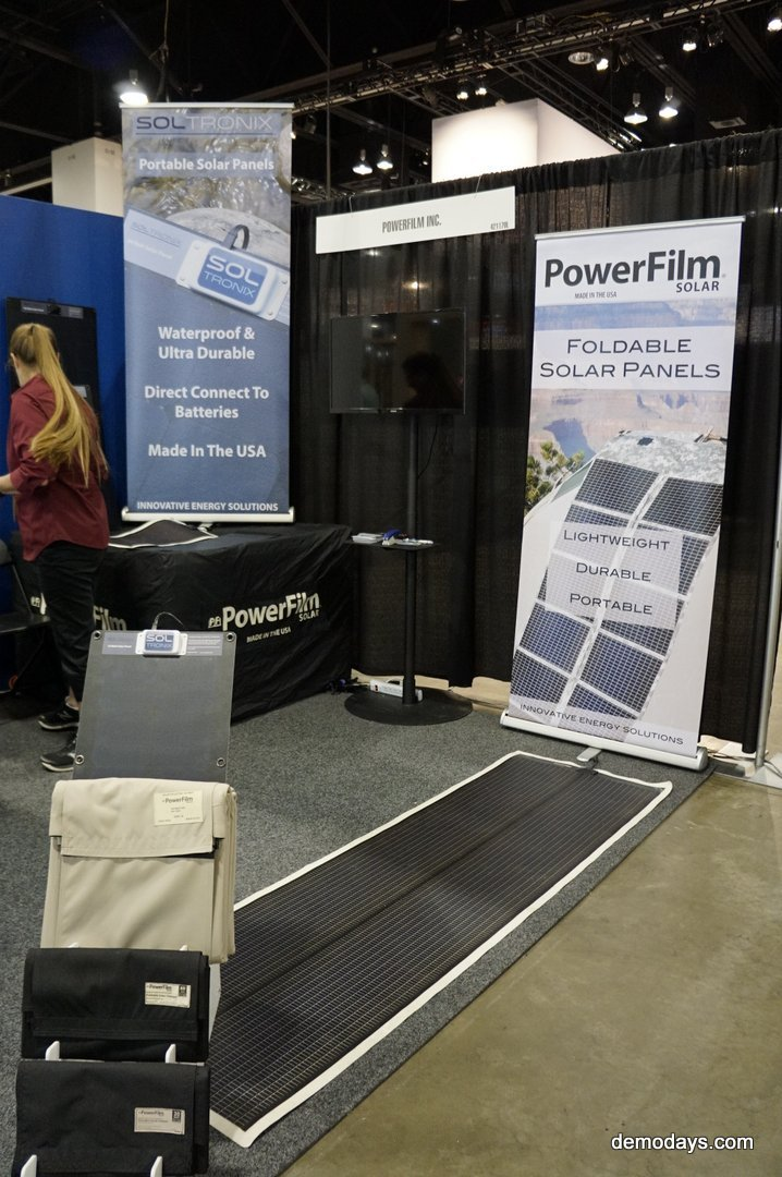 Why You Need Solar Panels For Your Next Outdoor Adventure - Products From Outdoor Retailer Summer Market