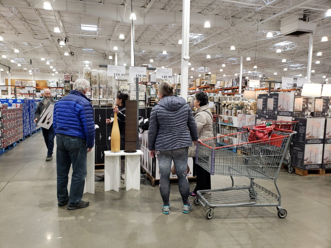 September 2020 Costco Roadshows Schedules