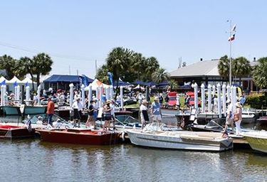 MarineMax Boats at Water and Wheels Boat Show