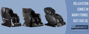 Infinity Massage Chairs at Costco Fairfield