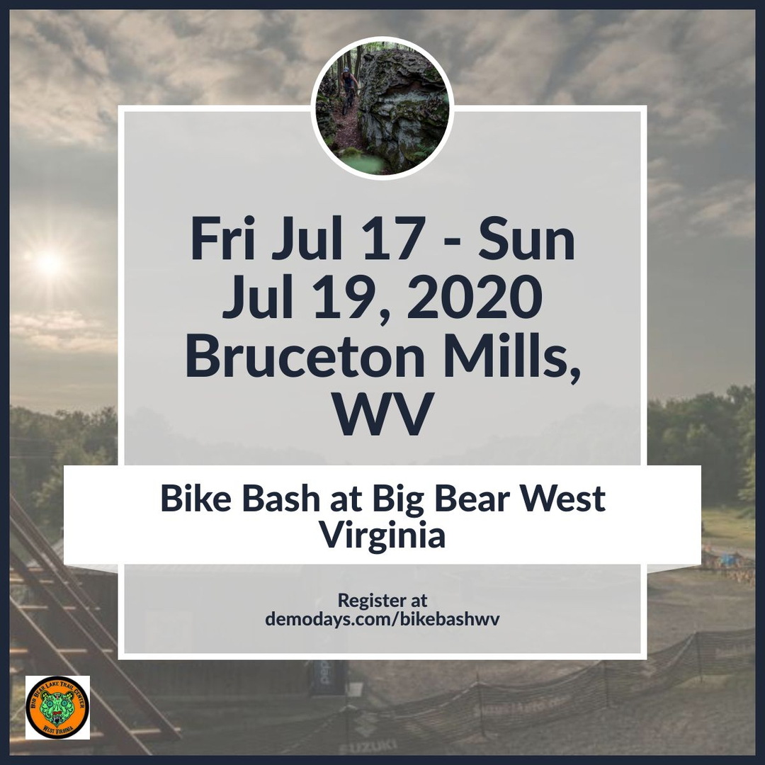 Exhibit at the 2020 Bike Bash at Big Bear WV